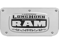 Picture of Single Longhorn Plate With Screws For 12