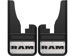 Picture of 2009-18 RAM 1500 / 2010-18 RAM 2500/3500 RAM Text Mud Flaps