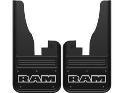Ram Text Black Wrap - 12