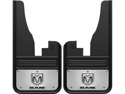 Picture of 2009-2018 RAM Vertical Logo Front Mud Flaps