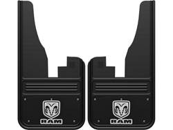 Picture of 2009-2018 RAM Vertical Logo Black Wrap Front Mud Flaps