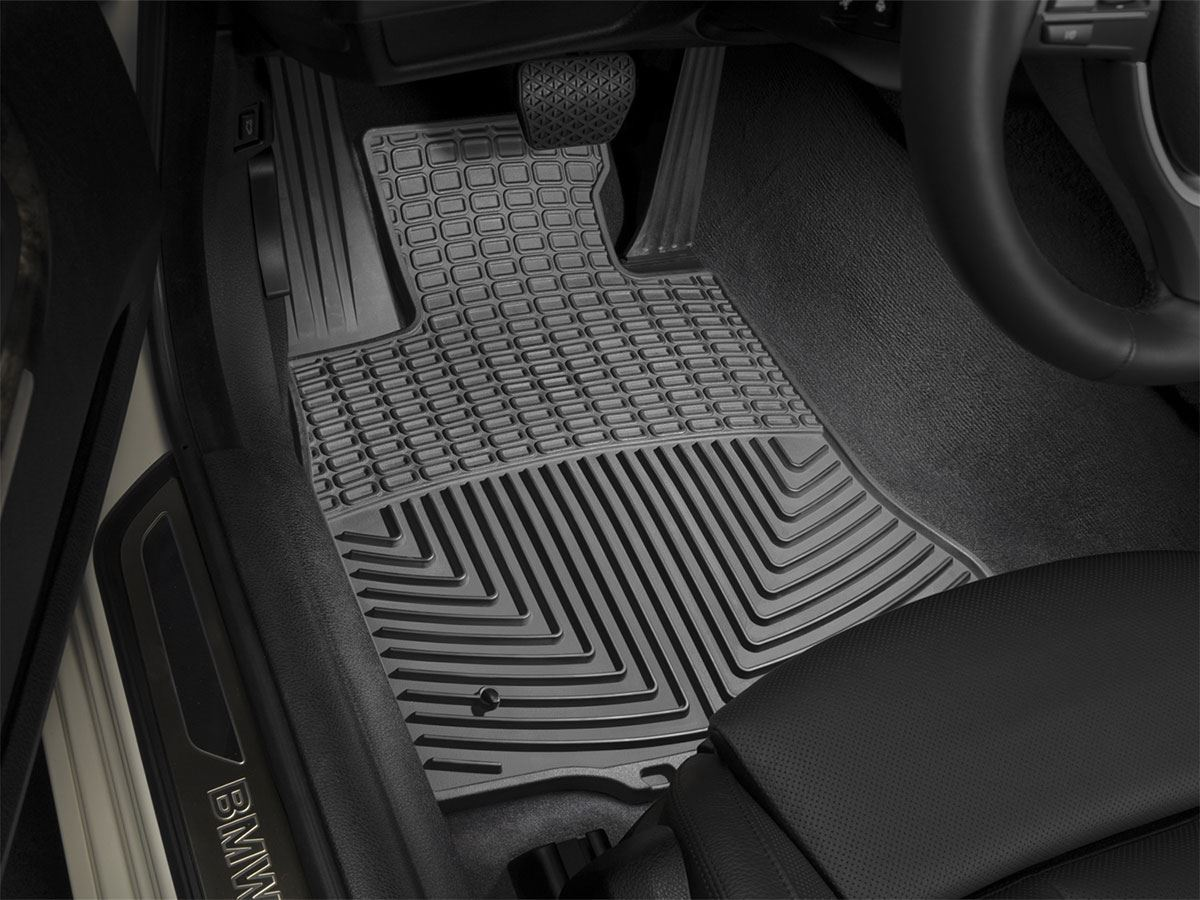 weathertech allweather floor mats installed