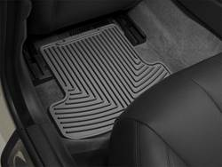 WeatherTech All-Weather Floor Mats - Installed