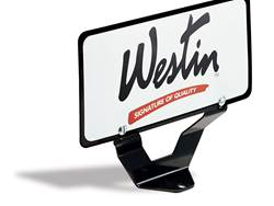 Westin Bull Bar License Plate Bracket - Universal