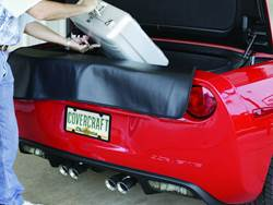 Picture of Bumper Cover-Rear - Black