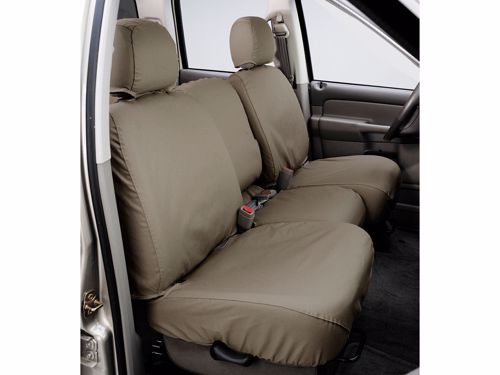 Seatsaver Custom Seat Cover Polycotton Wet Sand W High Back Bucket Seat W Seat Console Not Used Or 40 20 40 High Back Bench Seat