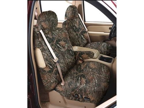 Fine Seatsaver Custom Seat Cover True Timber Camo Conceal Brown W Non Electric Bucket Seat W Adjustable Headrest W Armrest W O Seat Airbag Cjindustries Chair Design For Home Cjindustriesco