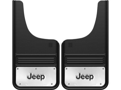 Picture of Truck Hardware Gatorback Jeep Mud Flaps