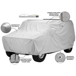 overCraft WeatherShield HD Car Cover