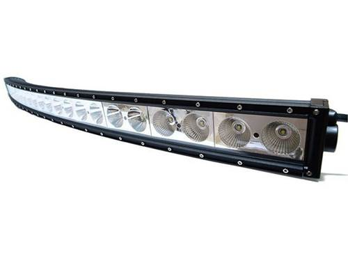 Totron 50 240w single row curved cree led light bar tlb5240x picture of 50 aloadofball Choice Image