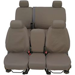 CoverCraft SeatSaver Polycotton Seat Cover  - Misty Grey