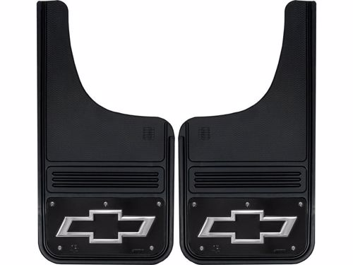 Truck Hardware Gatorback Mud Flaps - Chevy High Country Logo