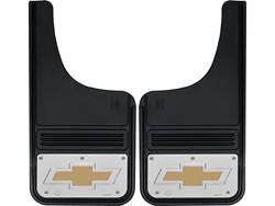 Picture of Truck Hardware Gatorback Mud Flaps - Chevy Gold Bowtie