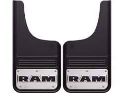 Picture of Truck Hardware Gatorback Mud Flaps - RAM Text Logo