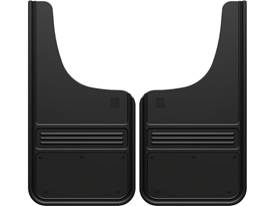 Picture of Truck Hardware Gatorback Mud Flaps - Black Plate