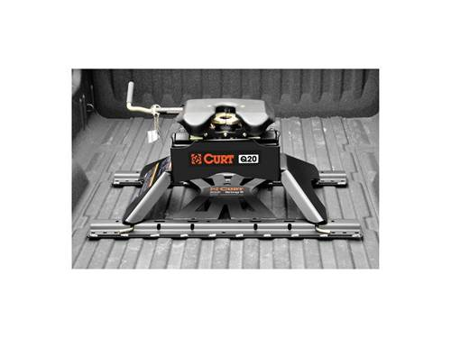 Curt Fifth Wheel Hitch >> Curt Q20 Fifth Wheel Hitch 20000lbs Gross Trailer Weight