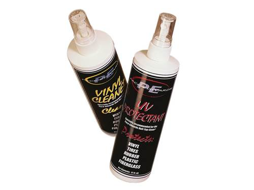 Picture of Restoration Kit - 1 Each 12 Oz. Bottles Of Vinyl Cleaner And UV Protectant