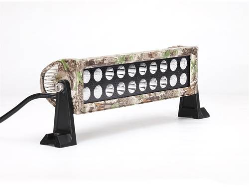 """Picture of C10 LED Light Bar  - 10"""" - Tree Camo - Combo System"""