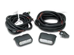 Picture of Westin Running Board Light Kit - For Sure-Grip Running Boards - Includes 4 LED Lights - 2 Per Side - Complete Wiring Harness