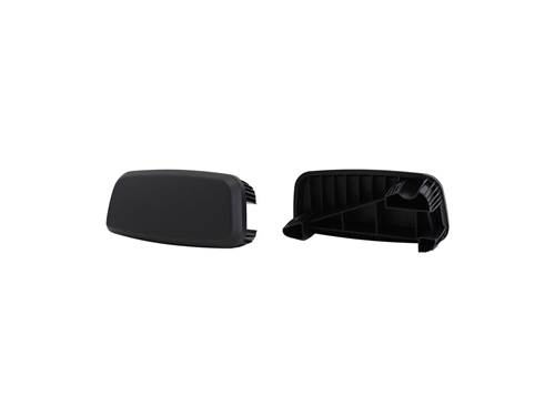 Picture of R7 Board End Cap Replacement Kit - Front And Rear End Cap w/Fasteners - Black