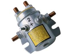 Picture of Westin Replacement Winch Solenoid - 12 V