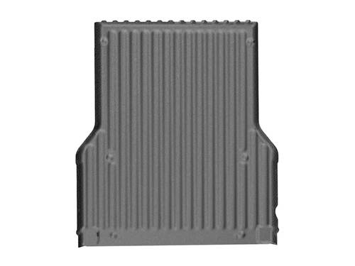 """Picture of WeatherTech TechLiner - Bed Mat - Black - 5' 0.3"""" Bed"""
