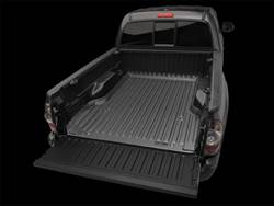 "Picture of WeatherTech TechLiner - Bed Mat - Black - 5' 0.3"" Bed"