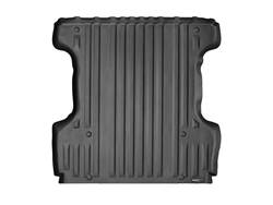 "Picture of WeatherTech TechLiner - Bed Mat - Black - 5' 6.7"" Bed"