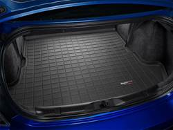 Picture of Cargo Liner - Black - Requires Trim On Designated Line For Vehicles Equipped Withoutptional Subwoofer