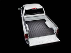 "Picture of WeatherTech TechLiner - Bed Mat - Black - 6' 4.3"" Bed"