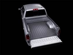 "Picture of WeatherTech TechLiner - Bed Mat - Black - 5' 7.4"" Bed"