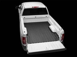 """Picture of WeatherTech TechLiner - Bed Mat - Black - 6' 6.8"""" Bed"""