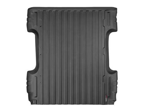 "Picture of WeatherTech TechLiner - Bed Mat - Black - 5' 9.3"" Bed"