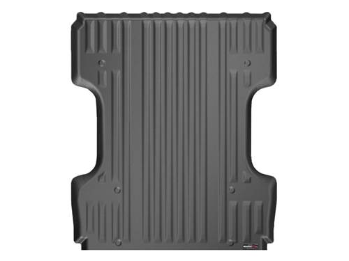 "Picture of WeatherTech TechLiner - Bed Mat - Black - 6' 6.7"" Bed"