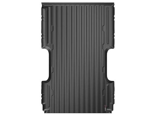 "Picture of WeatherTech TechLiner - Bed Mat - Black - 8' 1.6"" Bed"