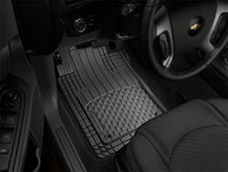 Picture of Universal All-Vehicle Mat - Black - Front & Rear