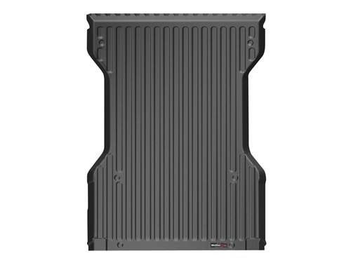 "Picture of WeatherTech TechLiner - Bed Mat - Black - 6' 1.5"" Bed"