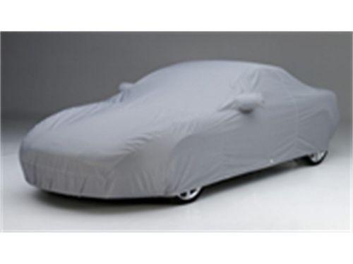 2015 SUBARU WRX Waterproof Car Cover w//Mirror Pockets Gray