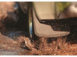 Husky Custom Molded Mud Guards - Full Width
