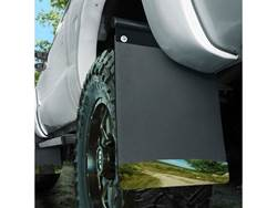 Husky Removable Pivoting Mud Flaps - Installed
