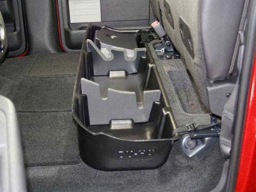 Under Seat Truck Storage >> DU-HA Under Seat Storage - SharpTruck.com