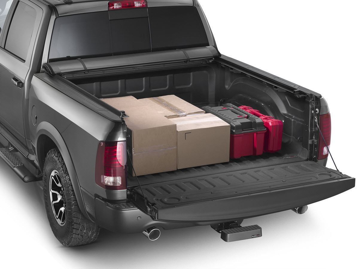 Weathertech Roll Up Truck Bed Covers Sharptruck Com