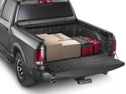 WeatherTech Roll-Up Truck Bed Cover - open