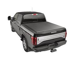 WeatherTech Roll-Up Truck Bed Cover - closed