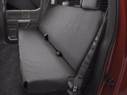 WeatherTech Seat Protector - Black
