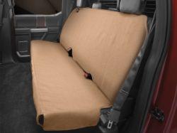 WeatherTech Seat Protector - Tan