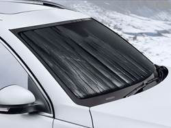 WeatherTech TechShade Sun Shade - Black Side