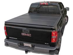 Rugged Hard Folding Tonneau Cover
