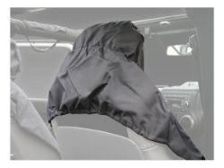 Aries Seat Defender - Rear View