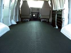 VanTred Rubber Cargo Mat